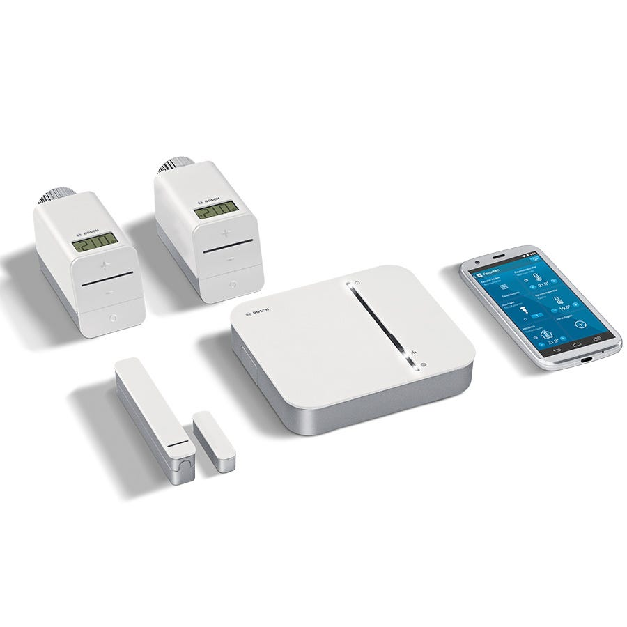 Compare cheap offers & prices of Bosch Smart Home Room Climate Starter Kit manufactured by Bosch