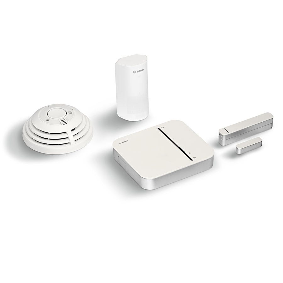 Compare cheap offers & prices of Bosch Smart Home Security Starter Kit manufactured by Bosch