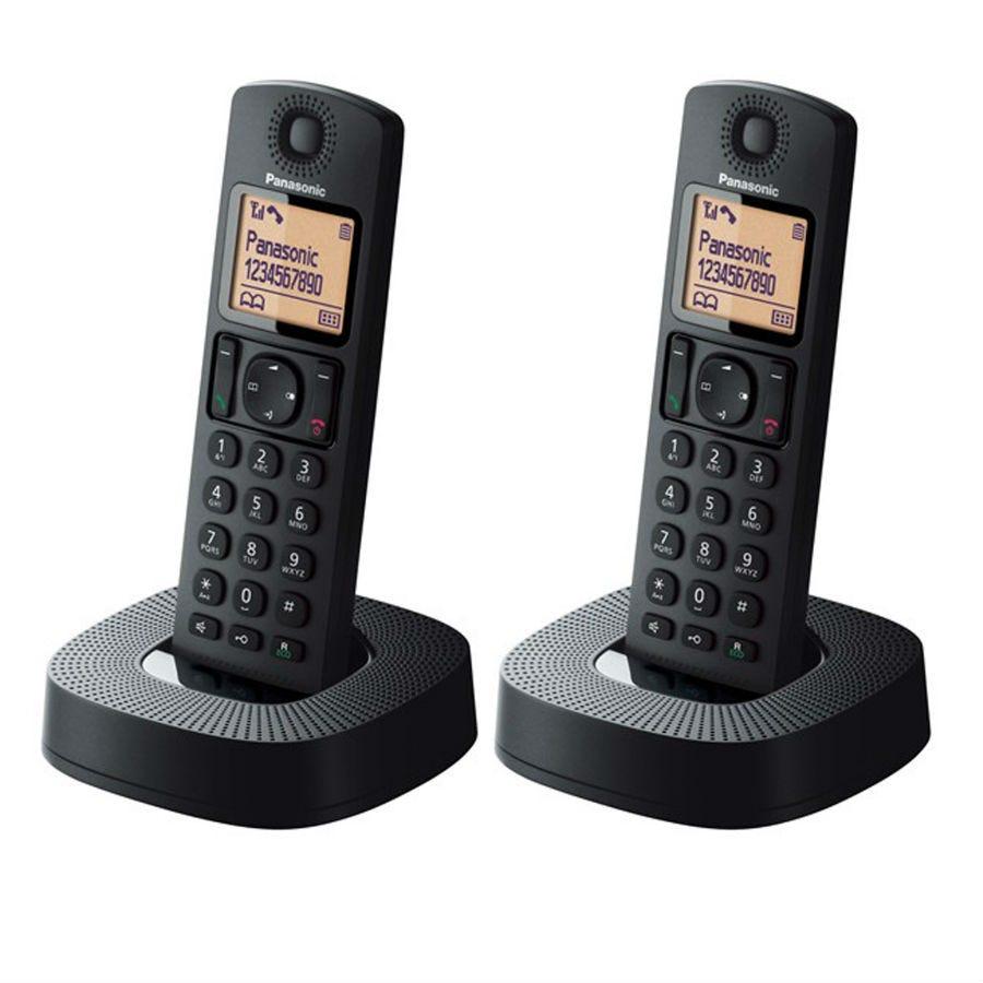 Panasonic Digital Cordless Telephone with Nuisance Call Blocking - Twin