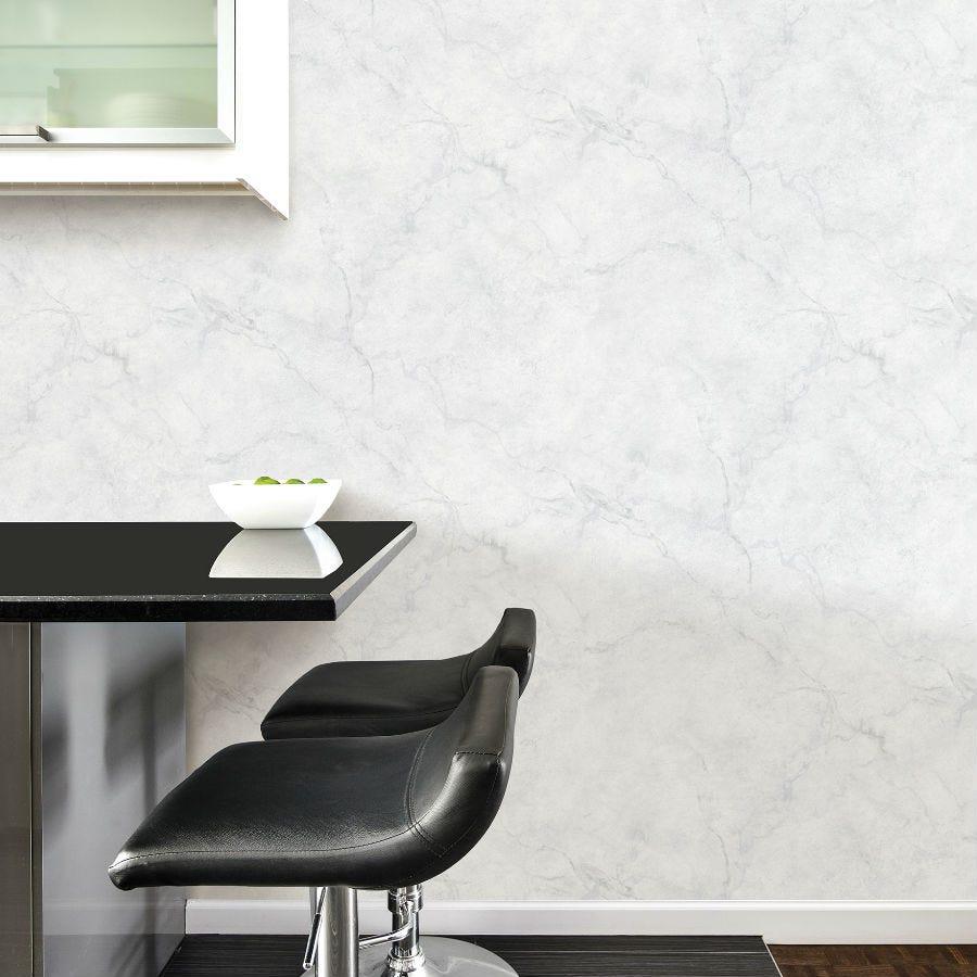 Compare prices for Fine Decor Fine Decor Carrara Marble Peel and Stick Wallpaper