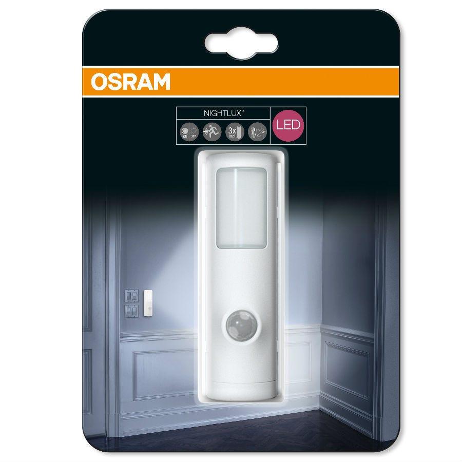 osram nightlux led motion activated nightlight octer. Black Bedroom Furniture Sets. Home Design Ideas