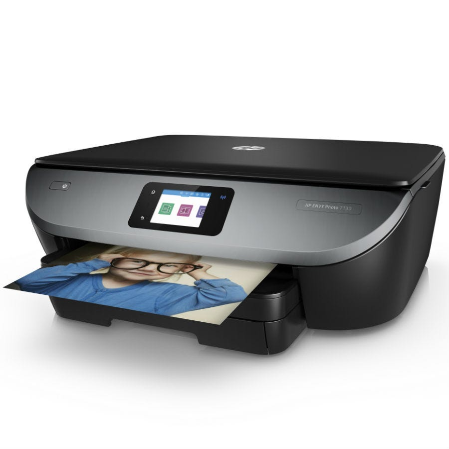 HP ENVY Photo 7130 All-in-One Printer - Black