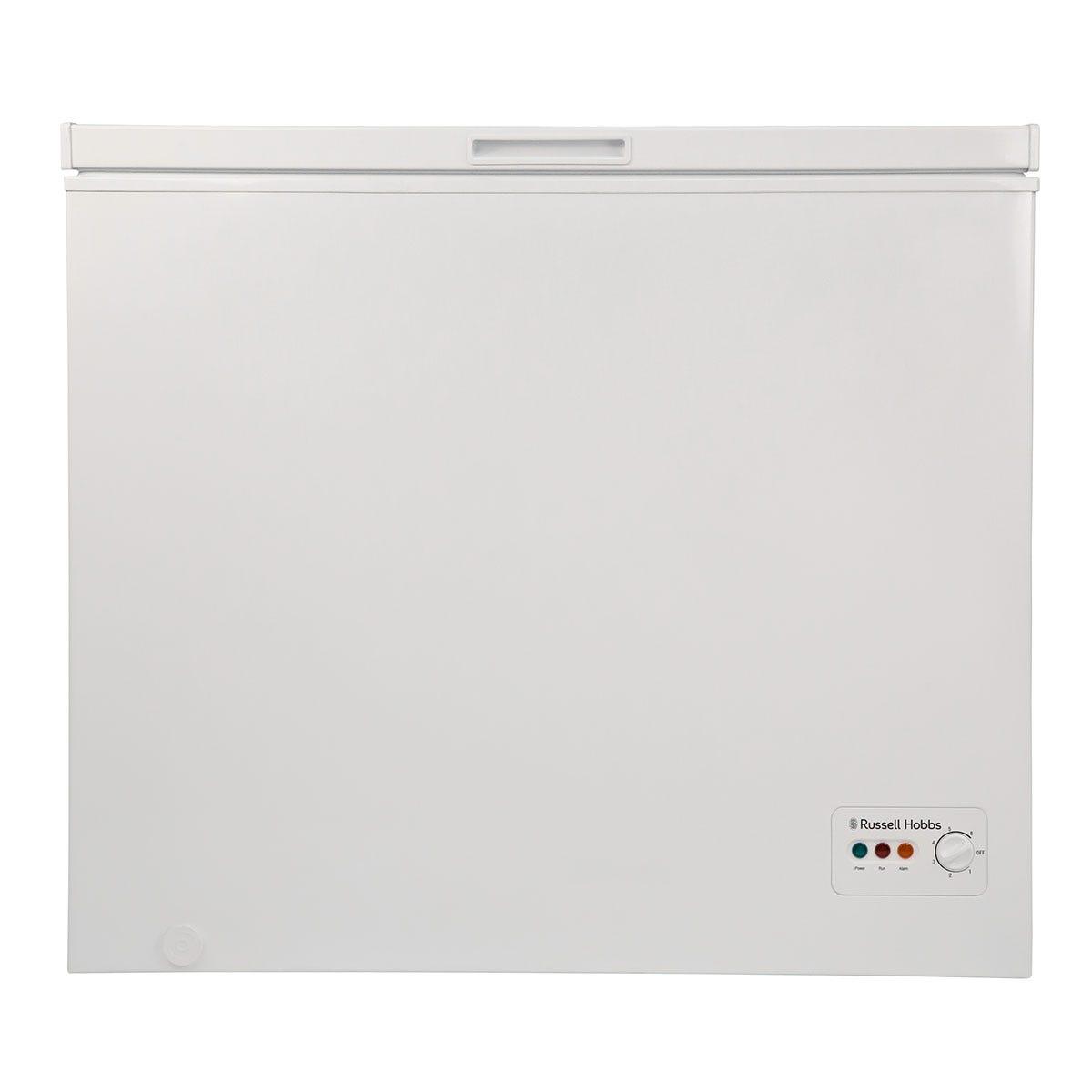 Russell Hobbs RHCF200 197L Chest Freezer - White