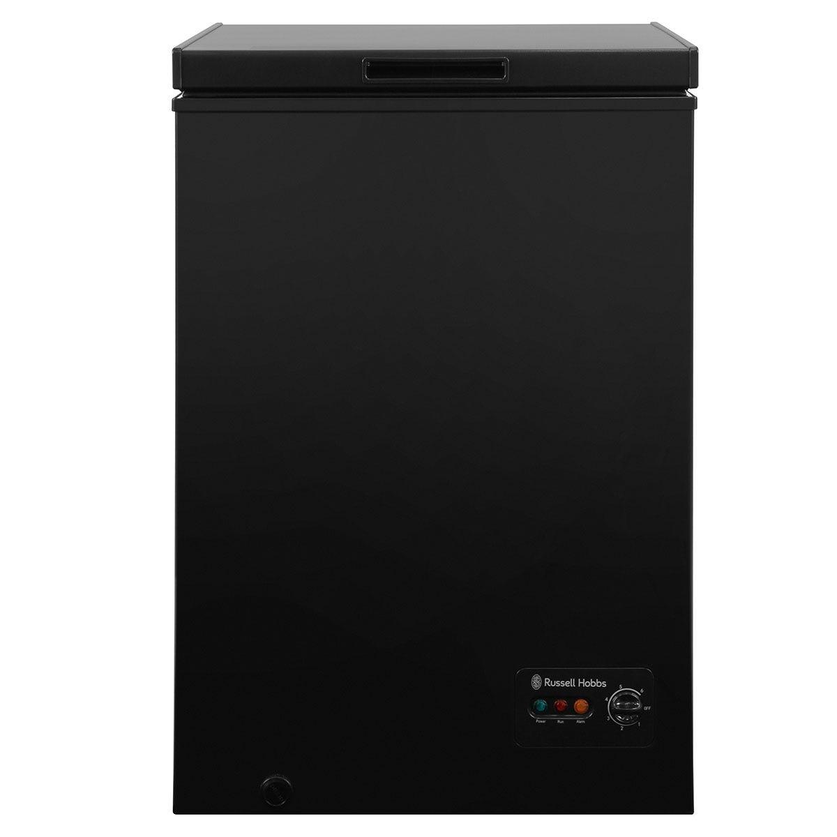 Russell Hobbs RHCF99B 99L Chest Freezer - Black