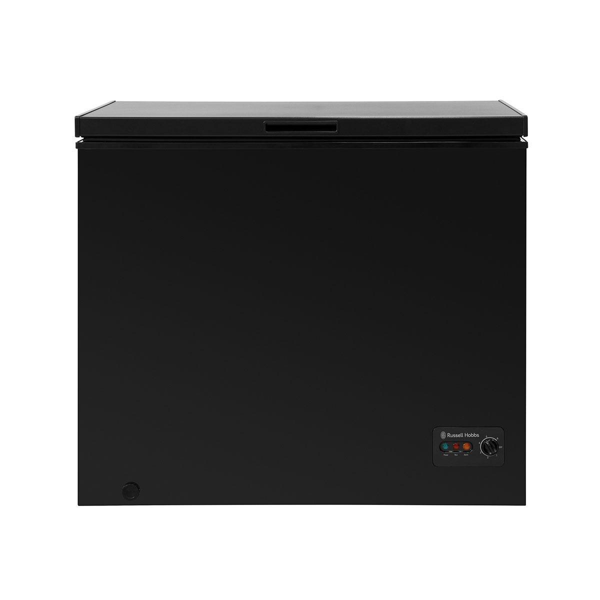 Russell Hobbs RHCF198B 198L Chest Freezer - Black