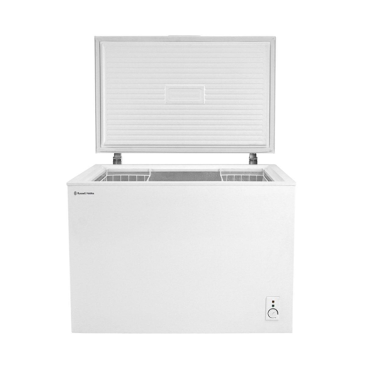 Russell Hobbs RHCF300 293L Chest Freezer - White