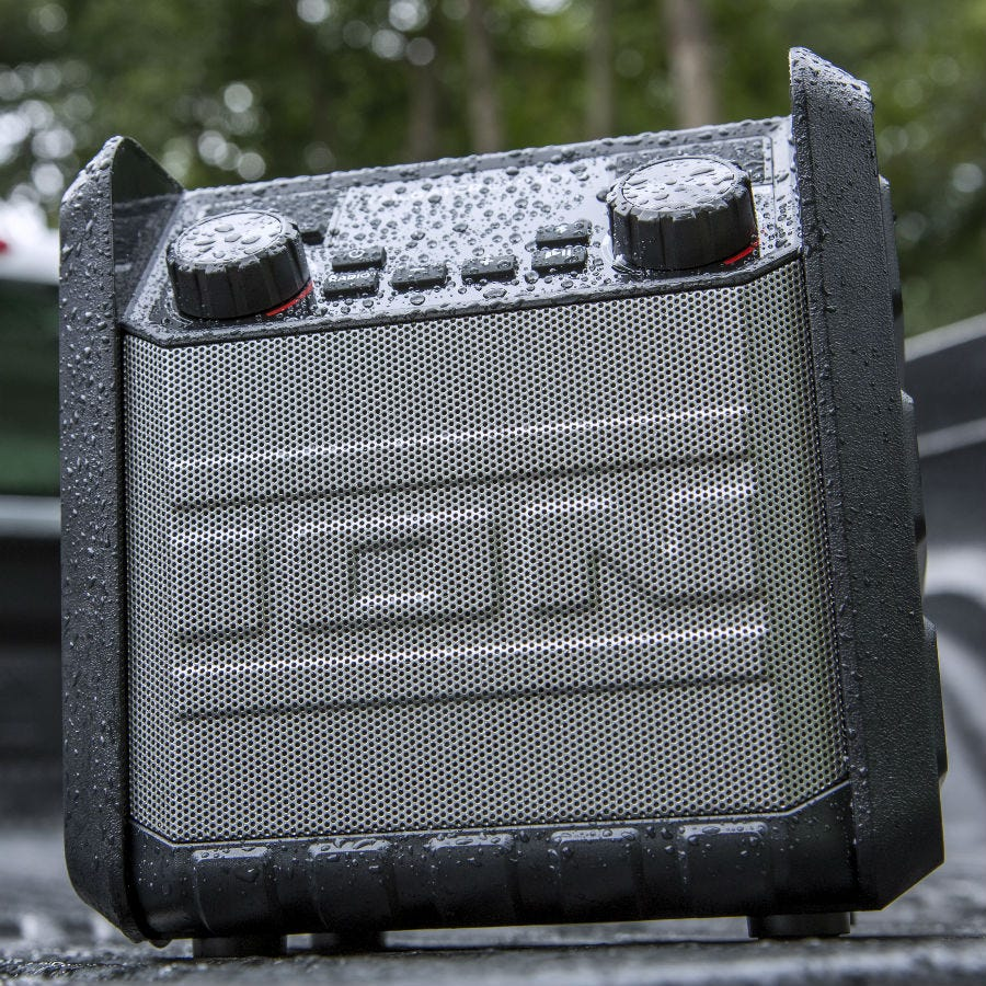 Compare prices for Ion Audio Ion Tailgater Go Bluetooth Waterproof Speaker System