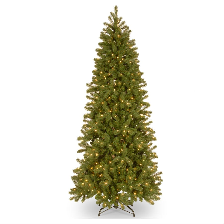 Compare prices for National Tree Company Bayberry Spruce Christmas Tree - 7.5ft