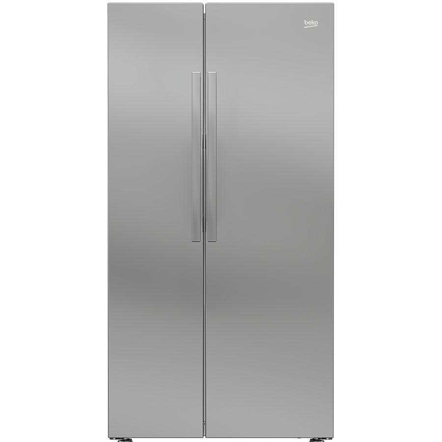 Beko RAS121LS 558L American-Style Fridge Freezer - Silver