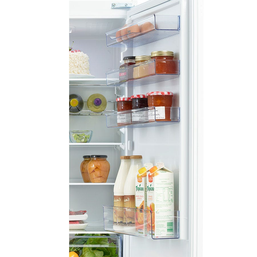 Compare prices for Beko BCSD173 Integrated Combi Fridge Freezer