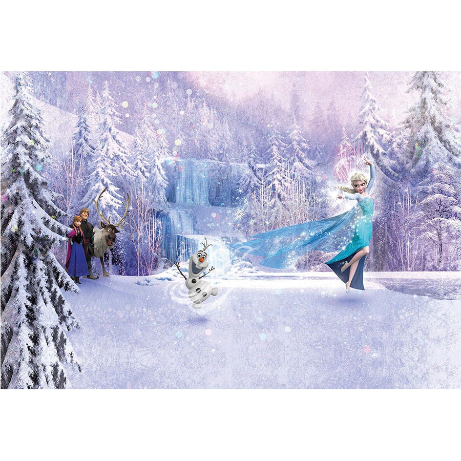 Compare prices for Disney Frozen Forest Wall Mural
