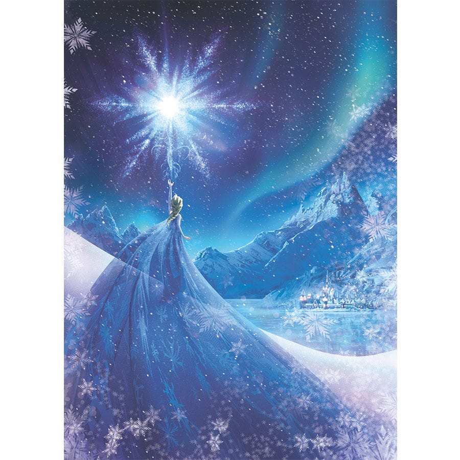 Compare prices for Disney Frozen Snow Queen Wall Mural