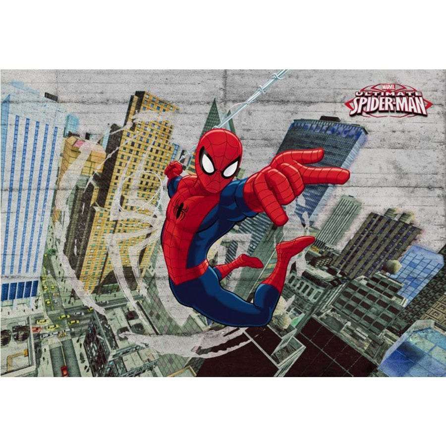 Compare prices for Marvel Spiderman Wall Mural