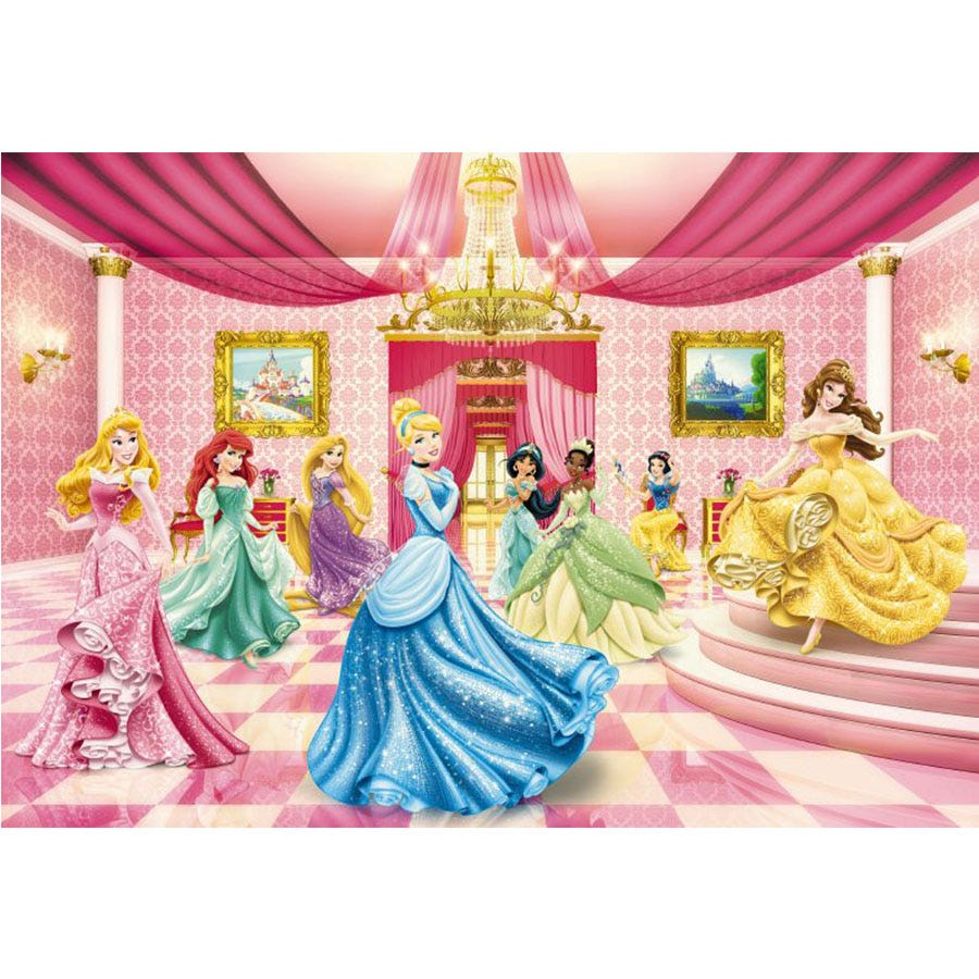Compare cheap offers & prices of Disney Princess Ballroom Wall Mural manufactured by Disney