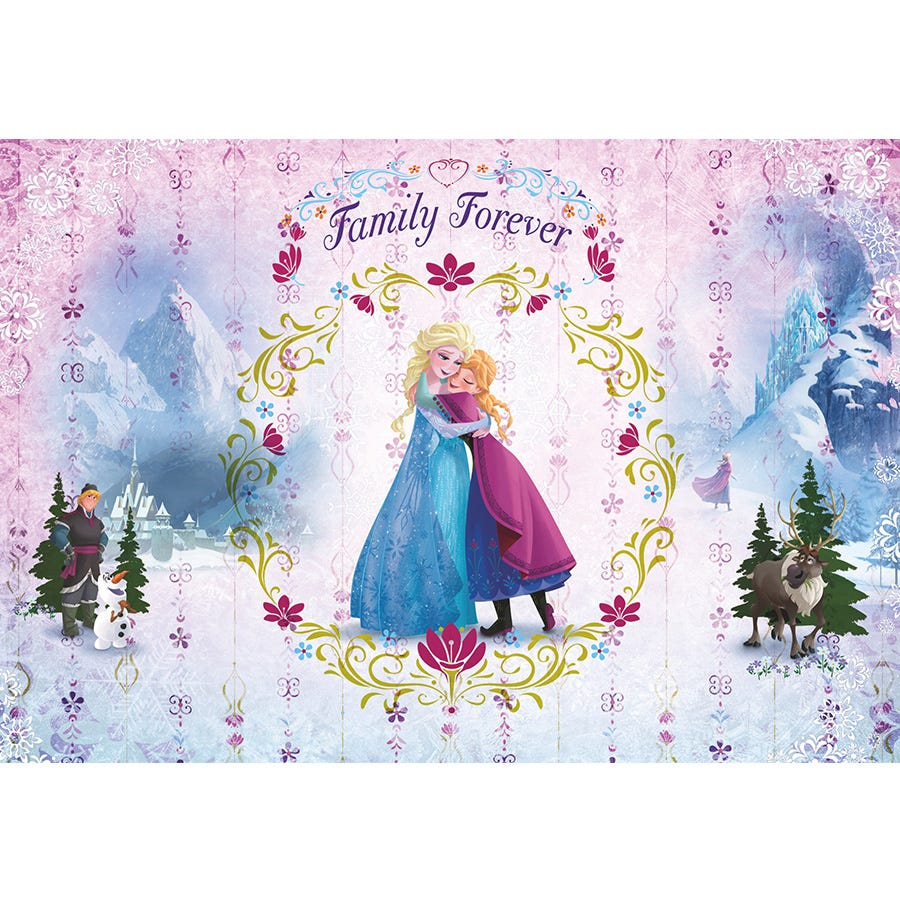 Compare prices for Disney Family Forever Frozen Wall Mural