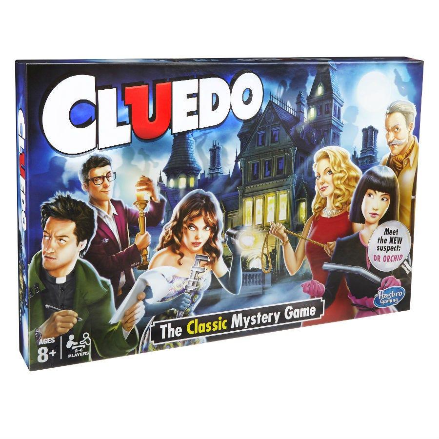 Compare prices for Hasbro Cluedo