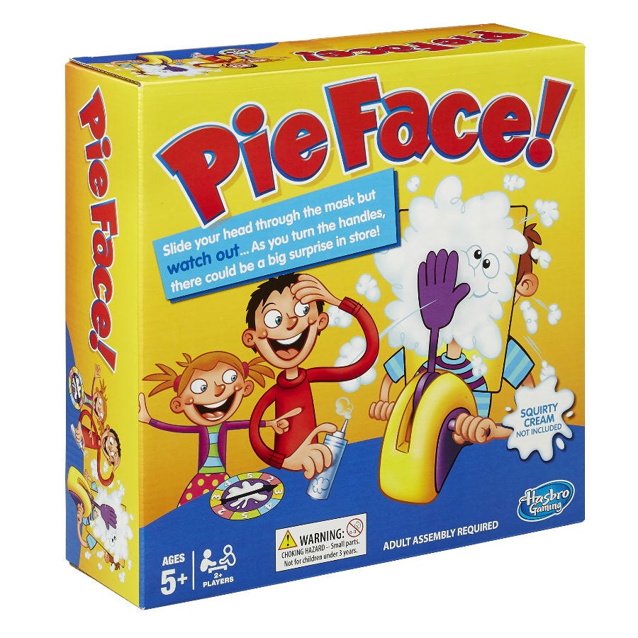 Compare prices for Ion Audio Hasbro Pie Face