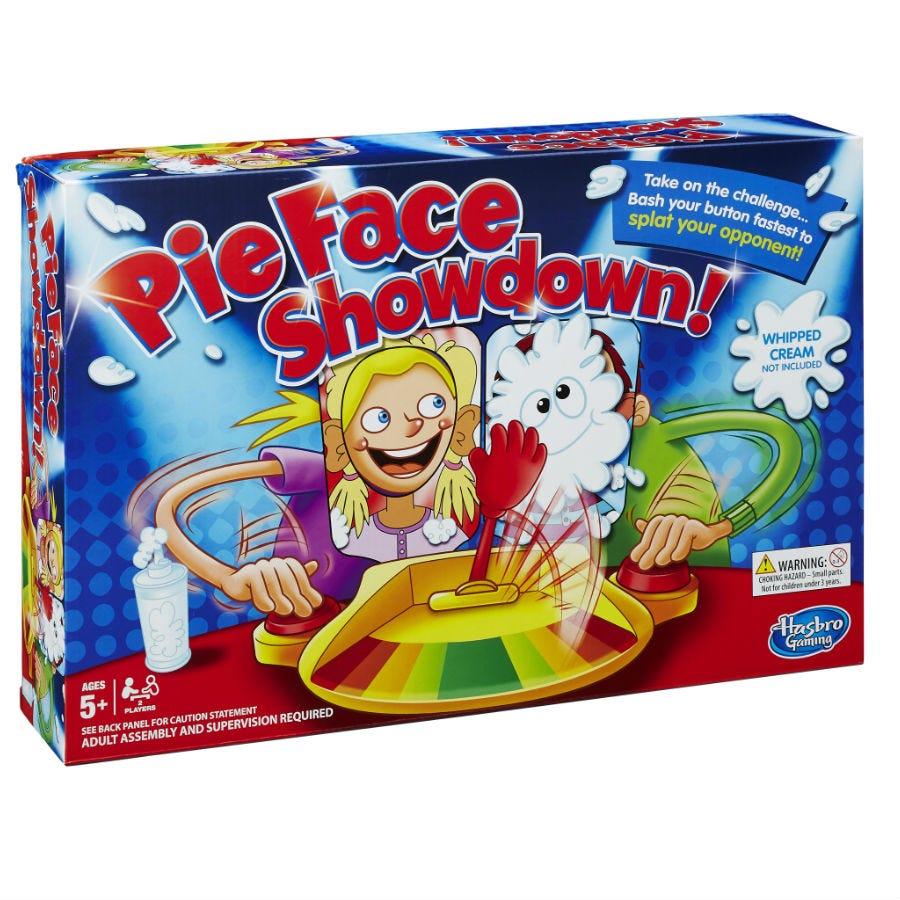 Compare prices for Hasbro Pie Face Showdown