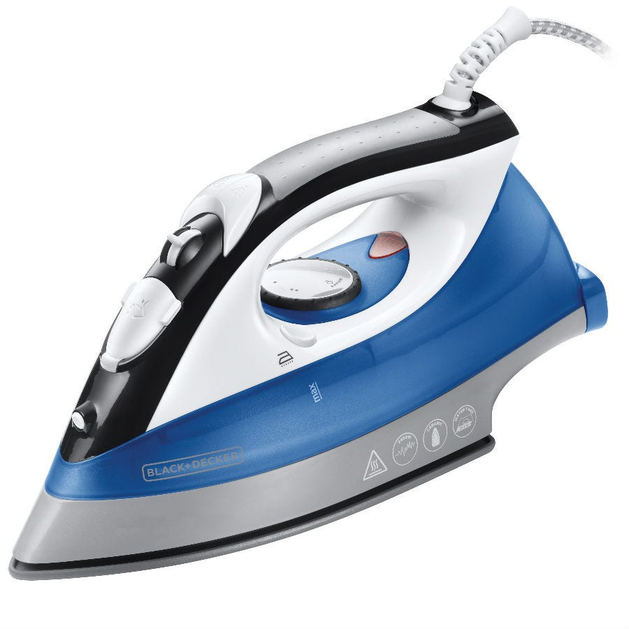 Compare prices for Black and Decker 2400W Iron