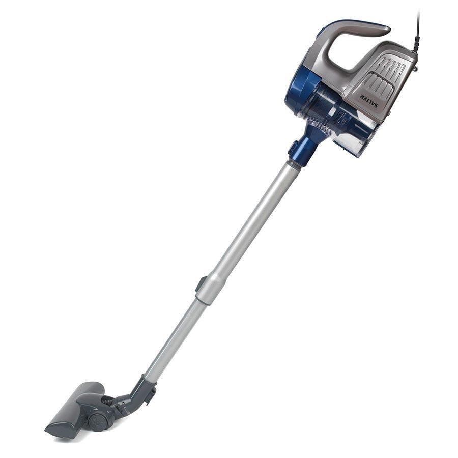 Salter 2-in-1 600W Handheld Vacuum Cleaner - Silver/Blue