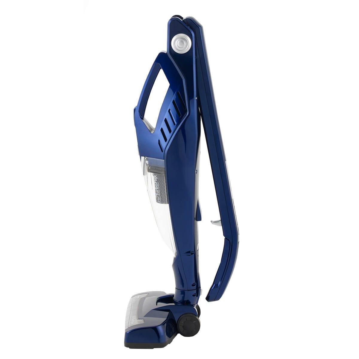 Image of Beldray BEL0738 2-in-1 Turbo Flex Cordless Vacuum Cleaner - Blue
