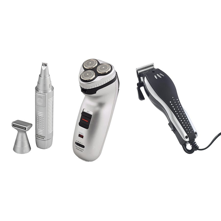 Compare cheap offers & prices of Signature S090 4-in-1 Mens Grooming Kit manufactured by Signature
