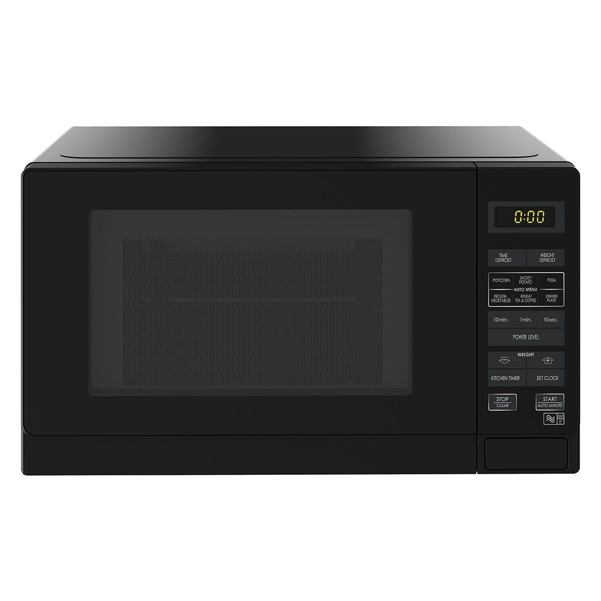Sharp R272KM 20L 800W Solo Microwave - Black