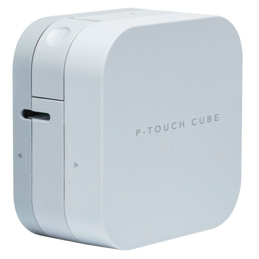Brother P-Touch Cube Bluetooth Label Printer