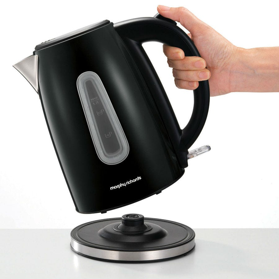 Morphy Richards 17L Equip Stainless