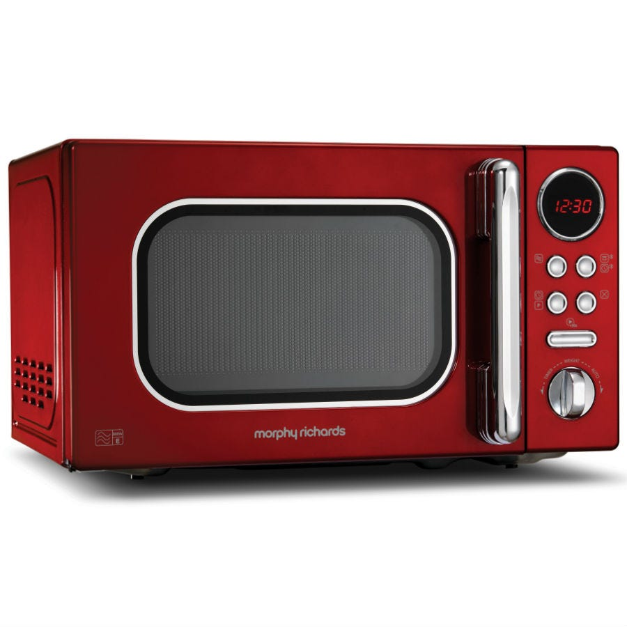 Morphy Richards Microwave: Morphy Richards ES8 Combination Microwave White