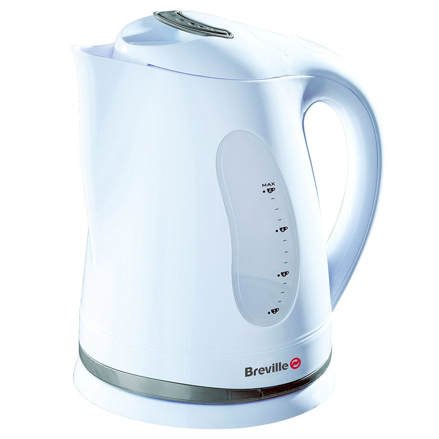 Compare cheap offers & prices of Breville JK46 1.7L Jug Kettle - White manufactured by Breville