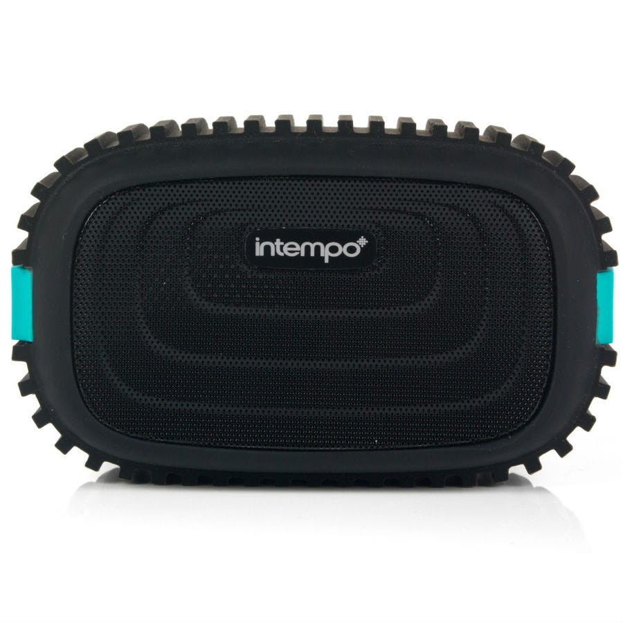 Compare prices for Intempo Water-Resistant Bluetooth Speaker