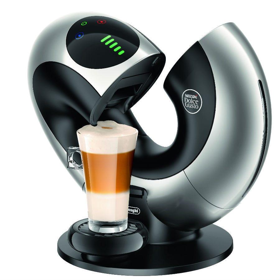 De'Longhi Dolce Gusto Eclipse Coffee Machine - Silver
