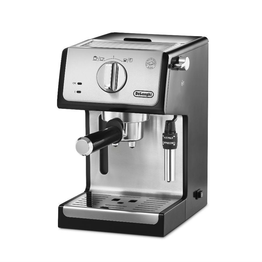 Compare cheap offers & prices of Delonghi ECP35.31 Traditional Pump Coffee Machine manufactured by Delonghi