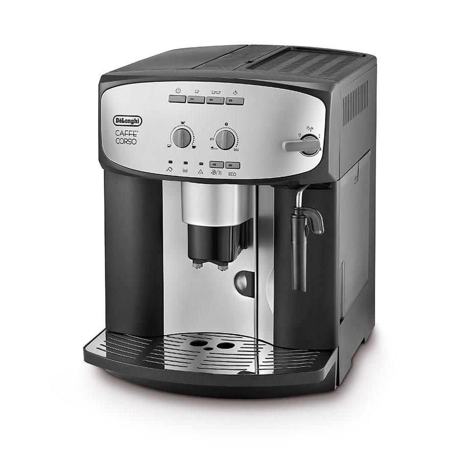 Compare prices for DeLonghi Caffe Corso Bean to Cup Coffee Machine - Black