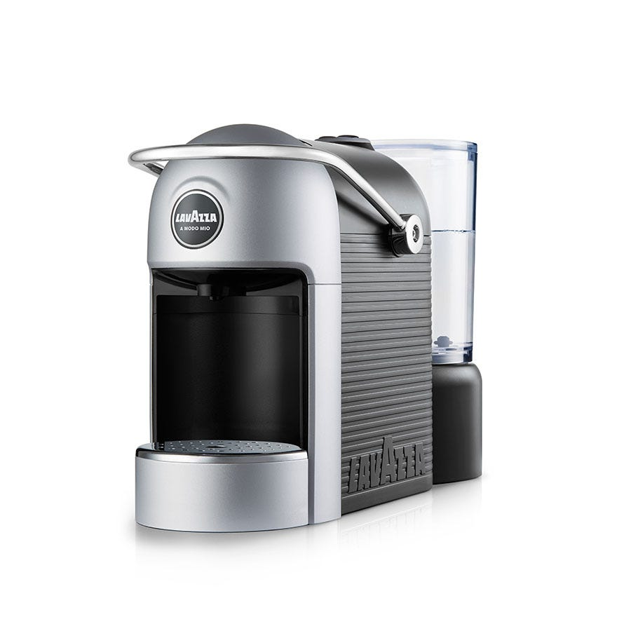 Compare prices for Lavazza Jolie Plus Capsule Coffee Machine - Silver