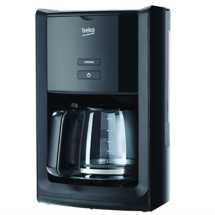 Compare cheap offers & prices of Beko Sense Filter Coffee Machine - Black manufactured by Beko