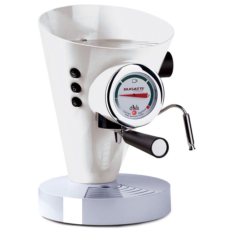 Compare cheap offers & prices of Bugatti Diva Espresso Machine manufactured by Bugatti