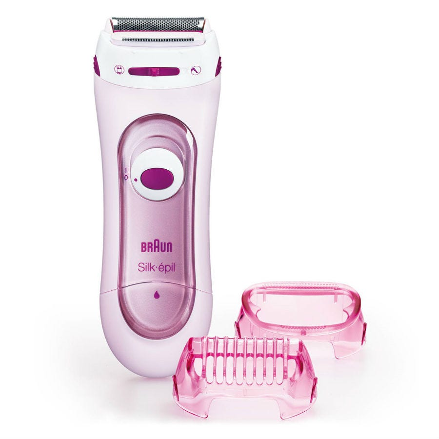 Compare retail prices of Braun 5100 Silk-Epil Lady Shaver to get the best deal online