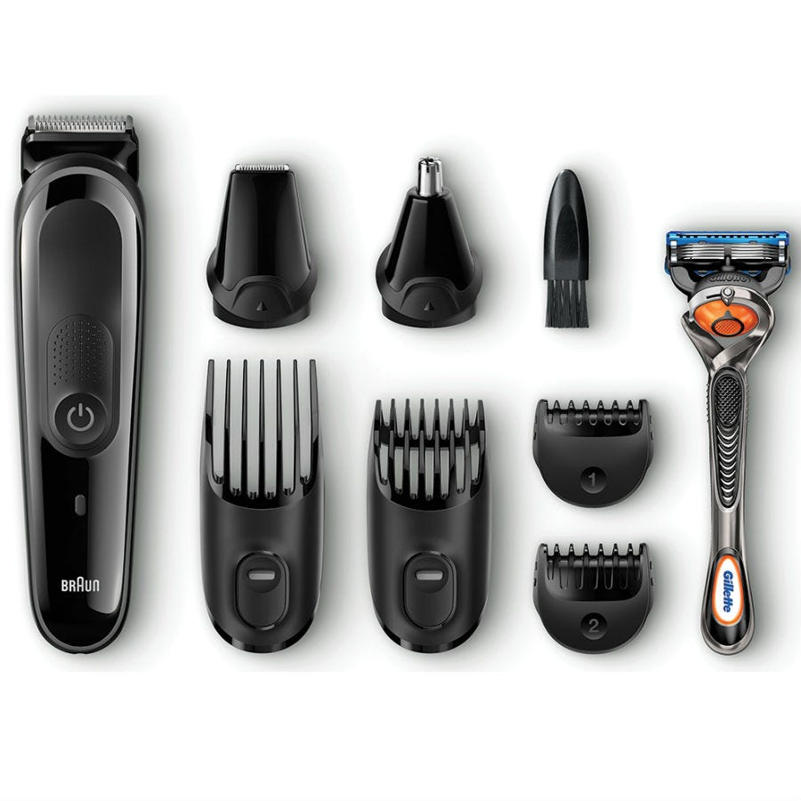 Compare retail prices of Braun Multi-Grooming Kit to get the best deal online