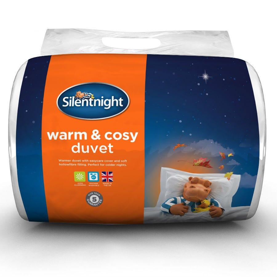 Silentnight Warm & Cosy Winter Double Duvet - 13.5 tog