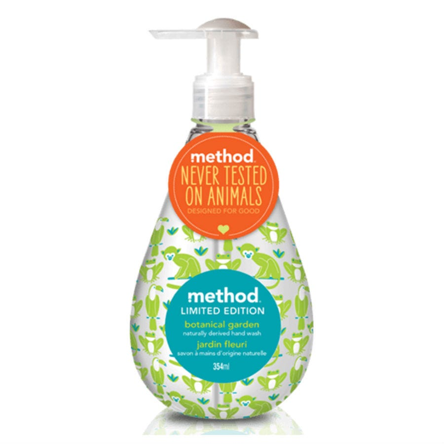 Compare prices for Method Limited Edition Hand Wash - Botanical Garden