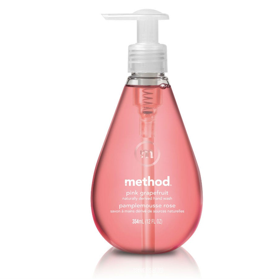Compare prices for Method Hand Wash Grapefruit