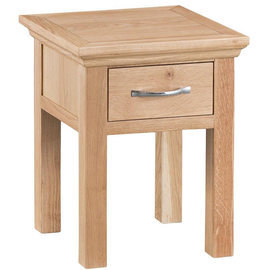 Fenwin Oak Lamp Table
