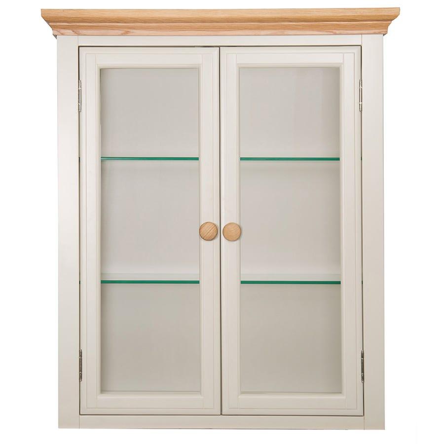 Vivianna Small Dresser Top Display Cabinet