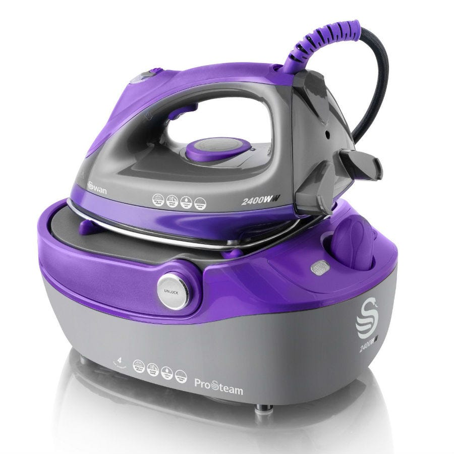 Image of Swan 2400W Steam Generator Iron