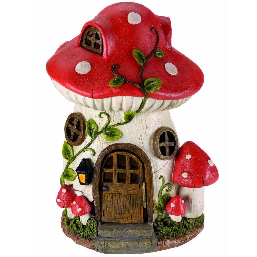Compare prices for Smart Garden Mushroom Solar Garden Decoration