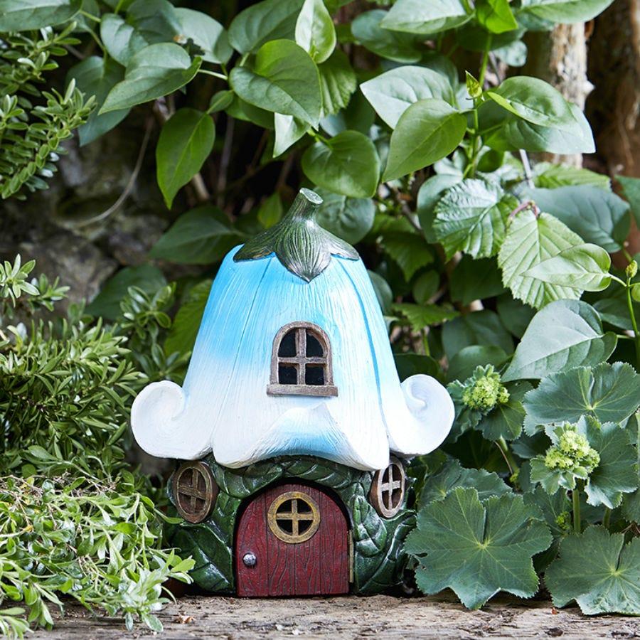 Compare prices for Smart Garden Bluebell Cottage Solar Garden Decoration