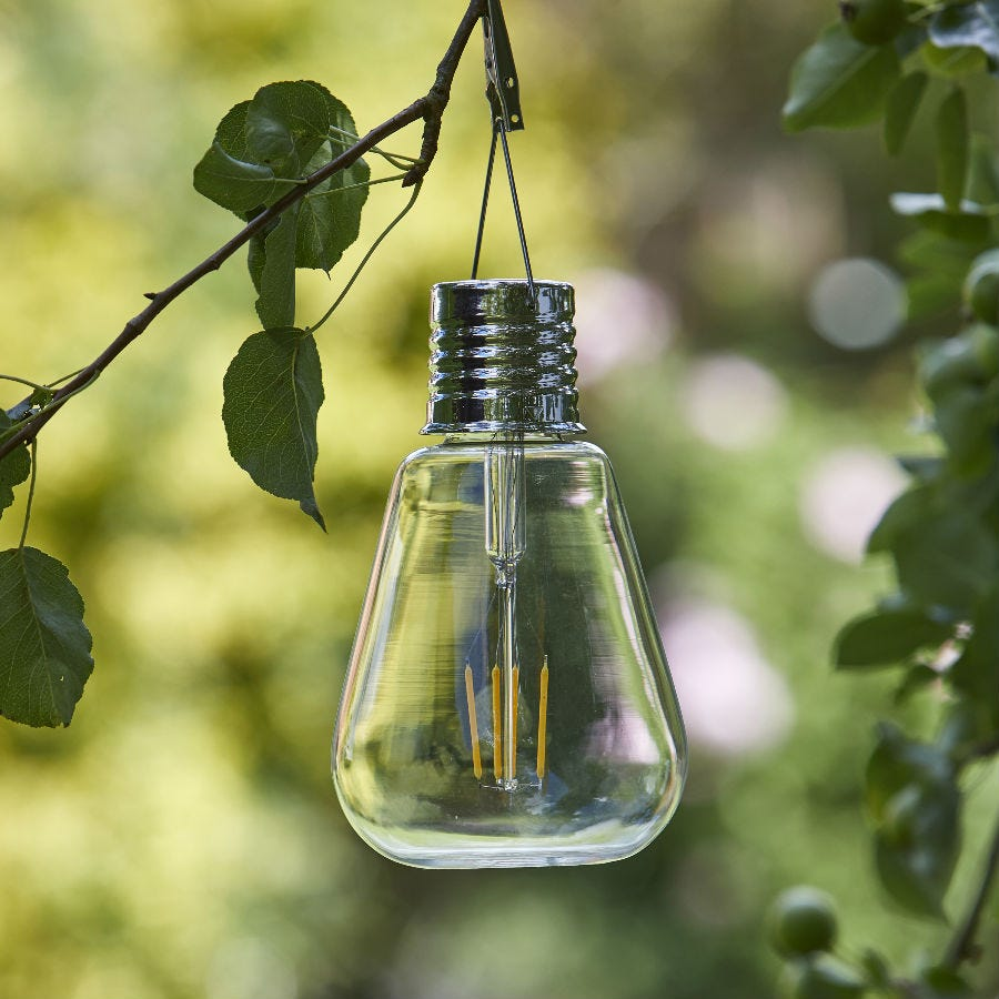 Compare prices for Smart Solar Eureka Edison Bulb Light
