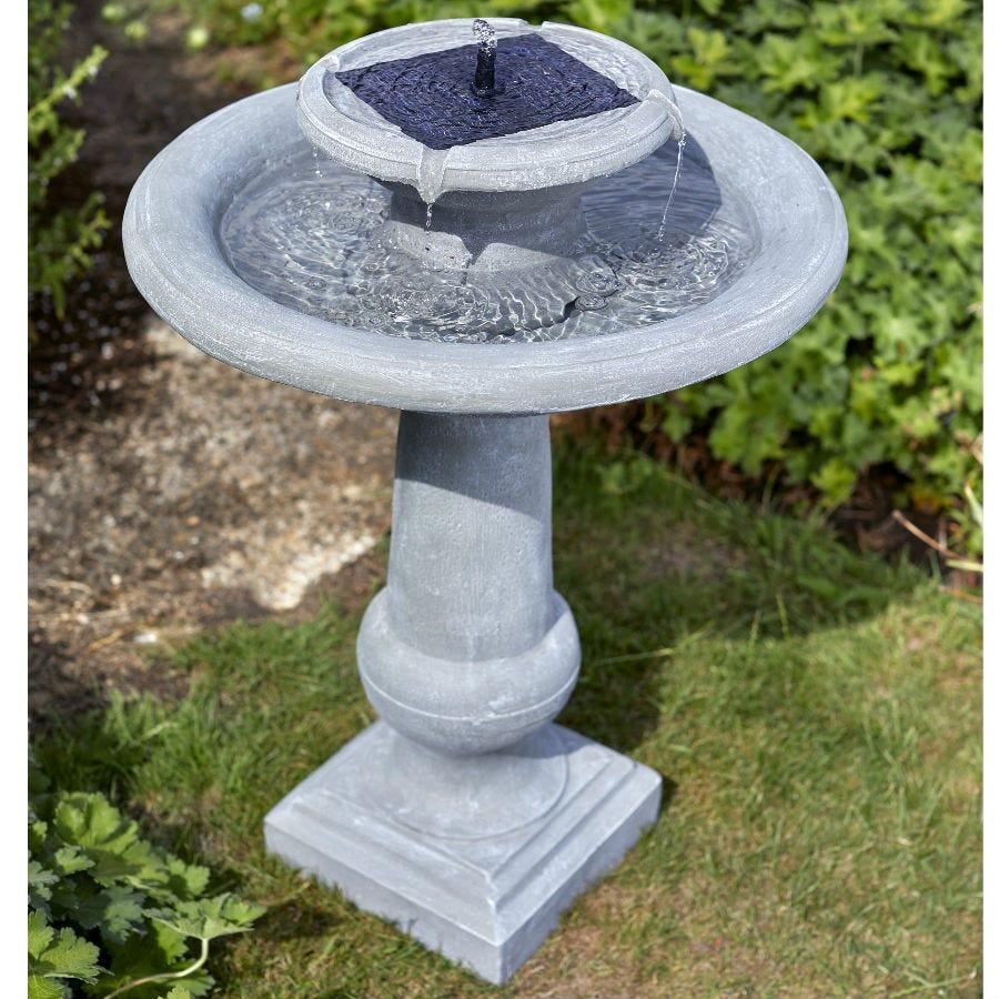 Compare prices for Smart Solar Chatsworth Garden Fountain